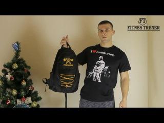 Рюкзак Halk Powerlifting