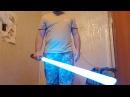 Световой меч Анакин Люк Рей со звуковыми эффектами 2