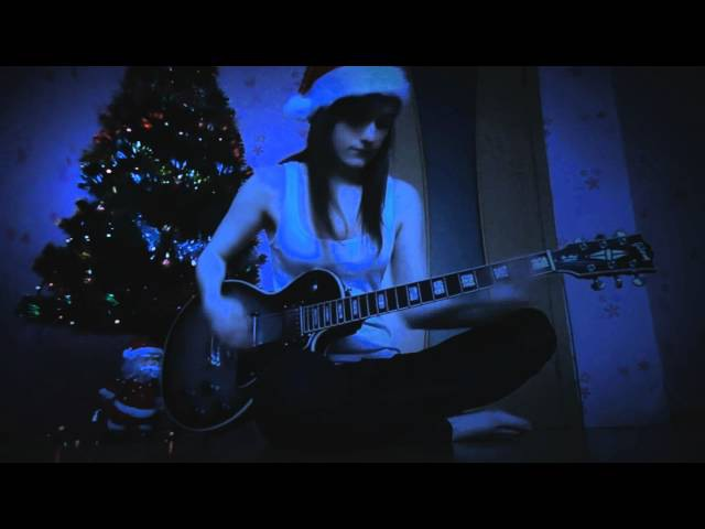 Amasic - Jingle Bells (guitar cover HD) Merry Christmas 'N Happy New Year