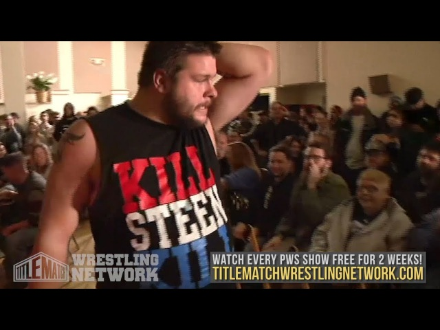 FULL MATCH Kevin Owens Steen vs Sami Callihan