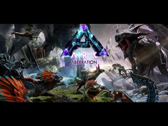 ARK Survival Evolved Aberration OST ElementChamber 1°Heavy2°Light