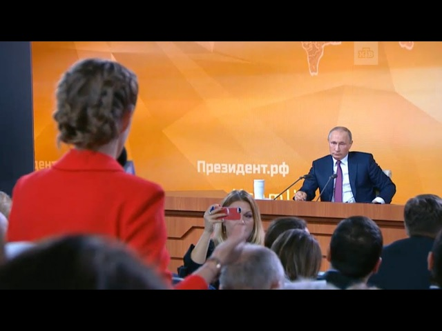 Вы хотите, чтобы у нас были попытки госпереворотов?: Путин ответил Собчак