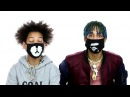 Ayo Teo Reveal The Meaning Behind Their Masks