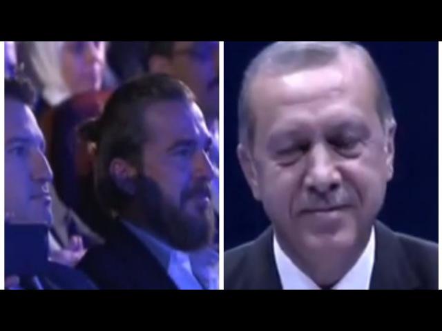 Diriliş Ertuğrul için Okan Bayülgene Recep Tayyip Erdoğan cevabi. Adem Demir