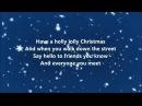 Burl Ives Holly Jolly Christmas Lyrics