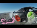 Making a Burrito at 100MPH How it's made ft Matt Powers Donut Media