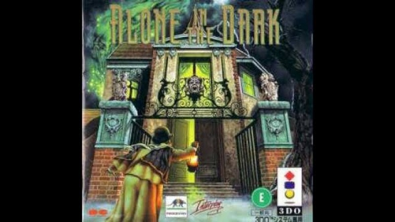 Alone in the Dark [3DO версия] [Full Rus] [Fan Translation / фанаты / Бюро переводов Old-Games.Ru.]