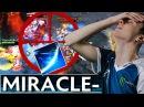 Miracle- Sven 30-0-4 One SHOT Triple Kill EPIC Gameplay - Rampage Dota 2
