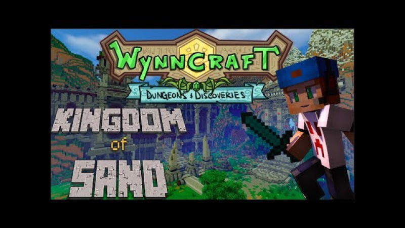 Kingdom of Sand | Wynncraft Dungeons and Discoveries Update | Quest Guide