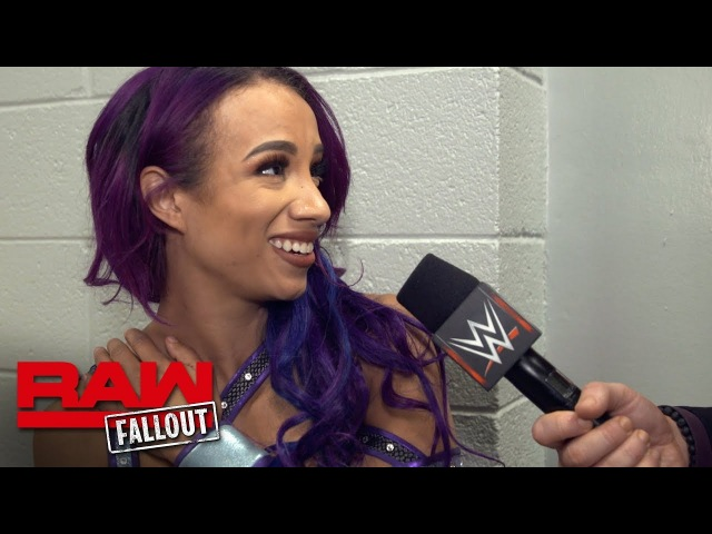 Sasha Banks will introduce Absolution to a
