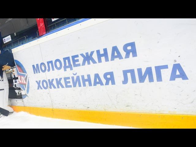 МХК«Динамо Спб» - «Капитан». (17.1.2018)