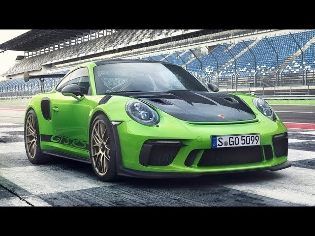 NEW 2018 Porsche 911 GT3 RS - A TRUE Track MONSTER!!