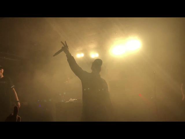 Влади (Каста) исполнил песню Ревность в Тюмени. (29 октября 2017 г.)