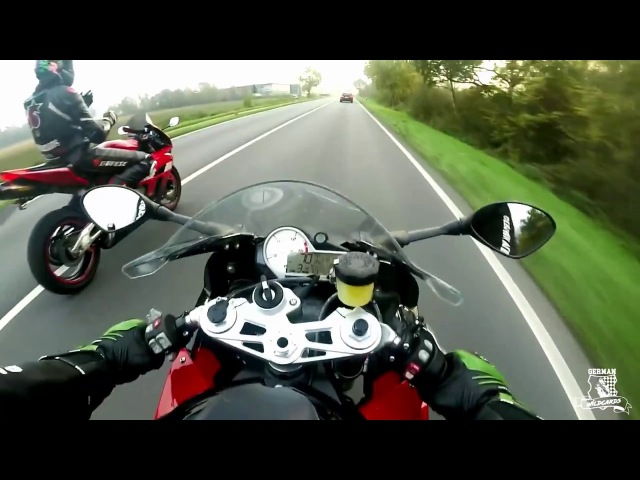 FUCK THE ROAD - Motorcycle Road Rage, Accident, Crash, CBR1000RR / S1000RR