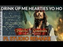 Pirates Of The Caribbean Orchestral Medley FL Studio Remake