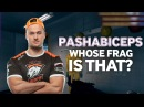 PashaBiceps Plays Whose Frag Is That?