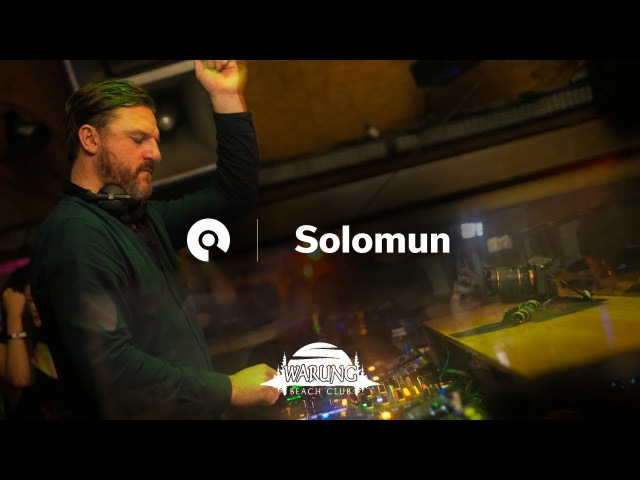 Solomun DJ Set Warung Beach Club 15 Years BE
