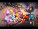 Dragon Knight 2 gameplay. Видео геймплея Драгон Кнайт 2