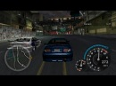 NFSU2 Тест Драйв и Тюнинг Крутой Тачки Honda Civic