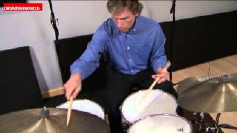 John Riley: Drum Solo 3 - Transcription by Terry Branam