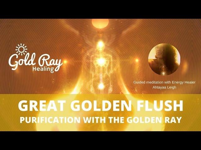 🌟Great Golden Flush 🌟 - Guided Purification Meditation