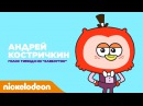 Актёры дубляжа Nickelodeon | Андрей Костричкин - Тимиди из Хлебоуток | Nickelodeon Россия
