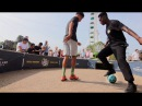 PANNA FOOTBALL SKILLS at Dreamland Margate