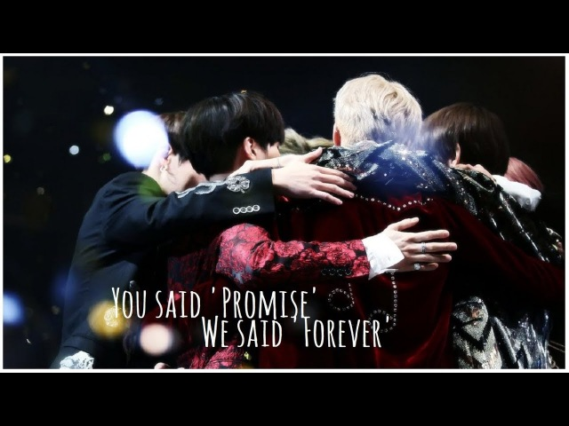 『FMV』BTS 방탄소년단 You said 'Promise' We said 'Forever'