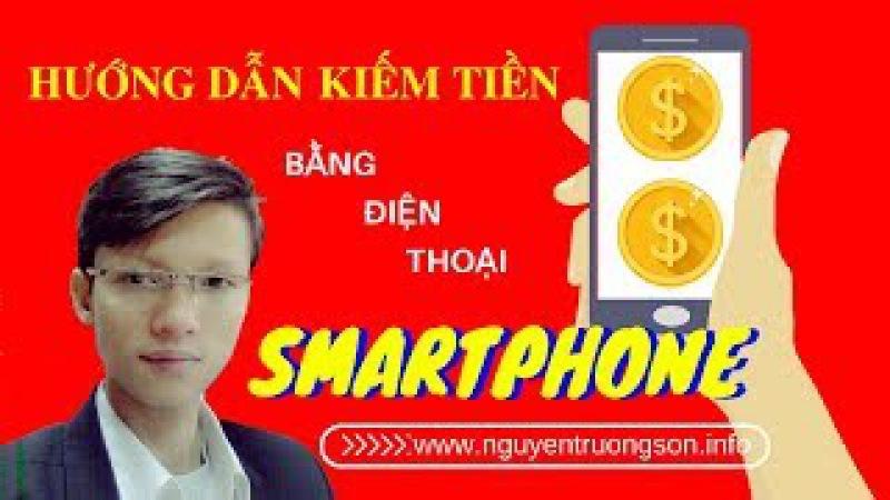 Kiếm Tiền Bằng Điện Thoại | Kiếm tiền hơn 4 triệu/tháng với ứng dụng Vodi