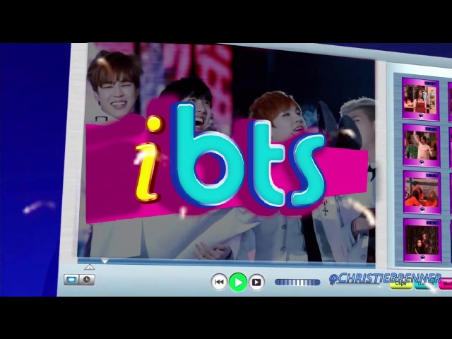ICarly Intro - Jimin