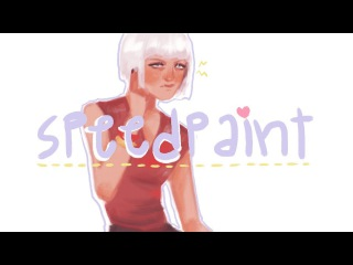 Diane speedpaint