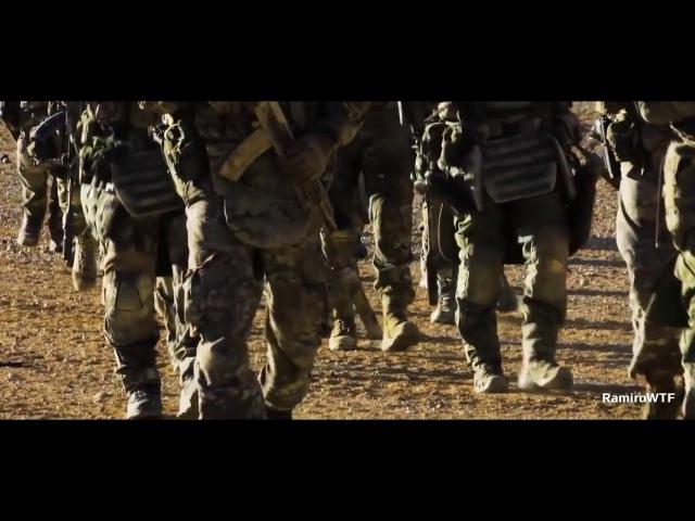Ruské speciální jednotky (Specnaz) v Sýrii 2017 / Russian special forces in Syria 2017
