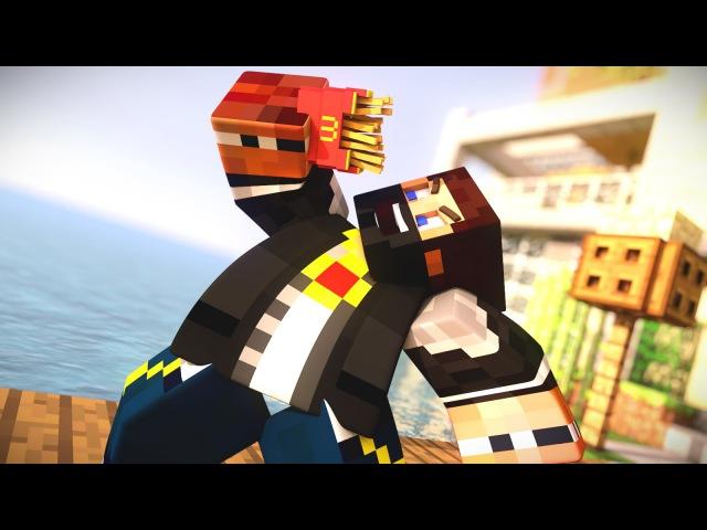 Как Мистик Помешал Взлету Корабля? 10 [Пиратские Приключения] - Minecraft