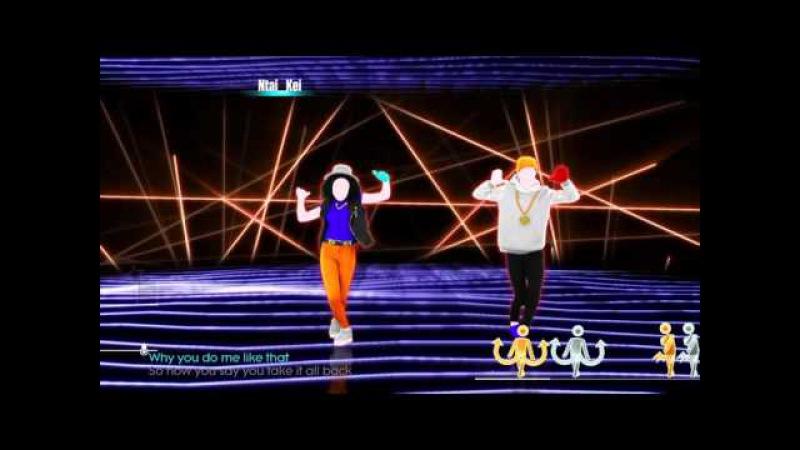 Just Dance 2016 - Duo - Gibberish - Max - GAMEPLAY Officiel (Wii U)