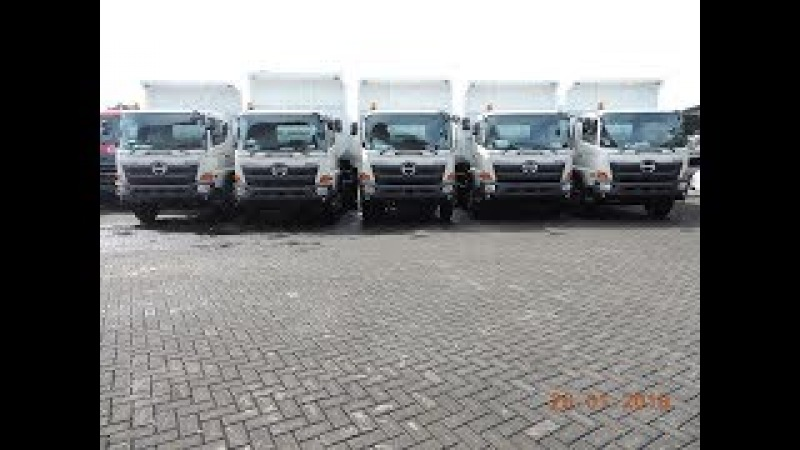 Hino FM260JD we welcome