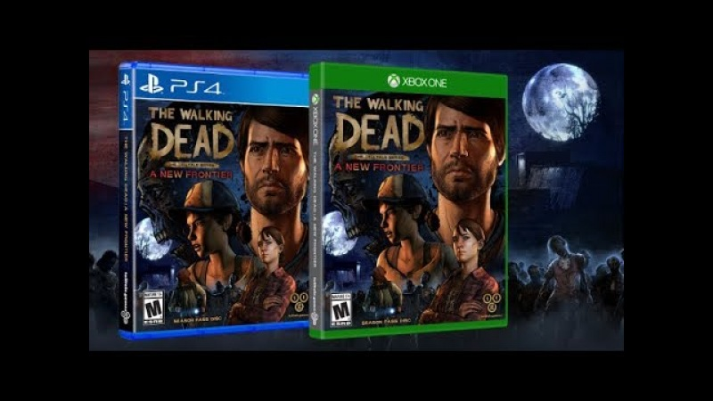 Free Download The Walking Dead: A New Frontier for PS4 (PlayStation 4 digital code)