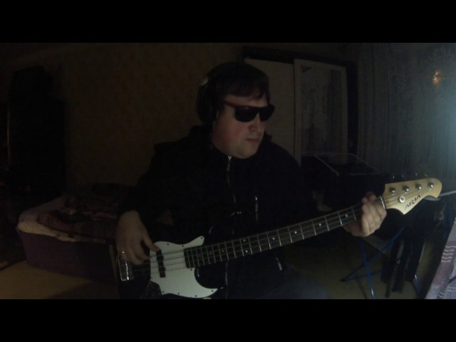 Huey lewis and the news - the power of love (biggiz bass cover show)