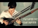 Welcome to the Machine (Pink Floyd) - Electric Harp Guitar - Jamie Dupuis