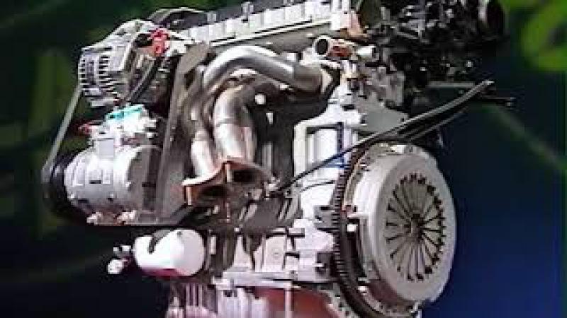 Land Rover - Freelander (L314) - K Series Engine (1998)