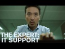 The Expert IT Support Short Comedy Sketch