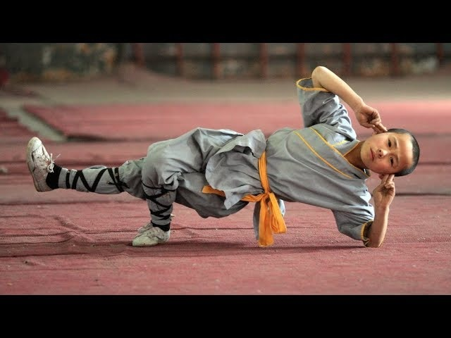 Don't Mess With KungFu Kids | Super Human Kids