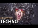 Techno Music Mix, Electronica | ADROMUSIC Melody Podcast December 2017 EDM
