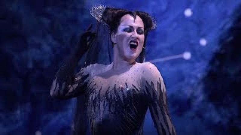 The Magic Flute - Queen of the Night aria (Mozart; Diana Damrau, The Royal Opera)