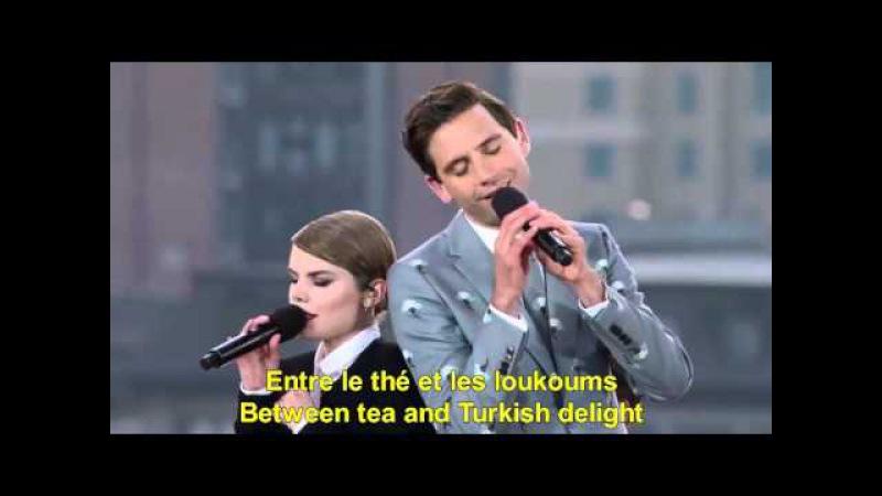 Mika Boum Boum Boum - English French Lyrics Paroles Translation Coeur de Pirate