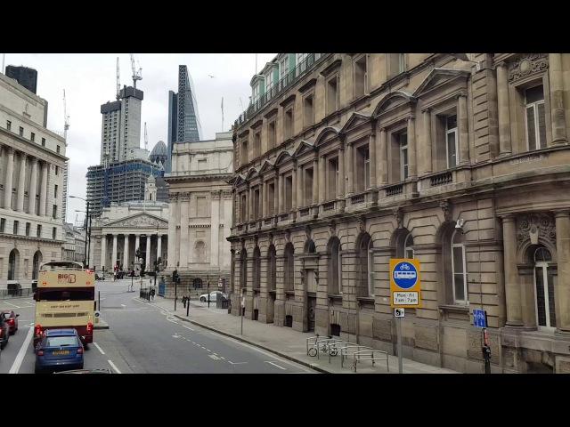 Солярная вихревая символика в Лондоне декабрь 2017