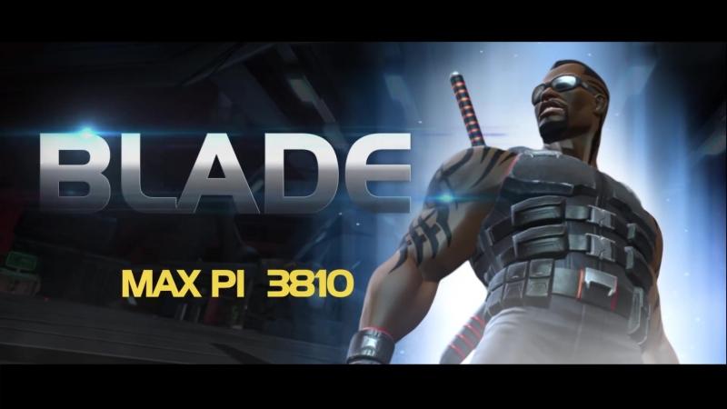 Blade (Блэйд) | Marvel Contest of Champions