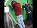 Кизомба Новосибирск. Открытый урок 17 фев. 2017. Школа танцев Джой.