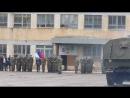 БТР переехал новобранца во время присяги г.Уссурийск 83-я ОДШБр 12.06.14
