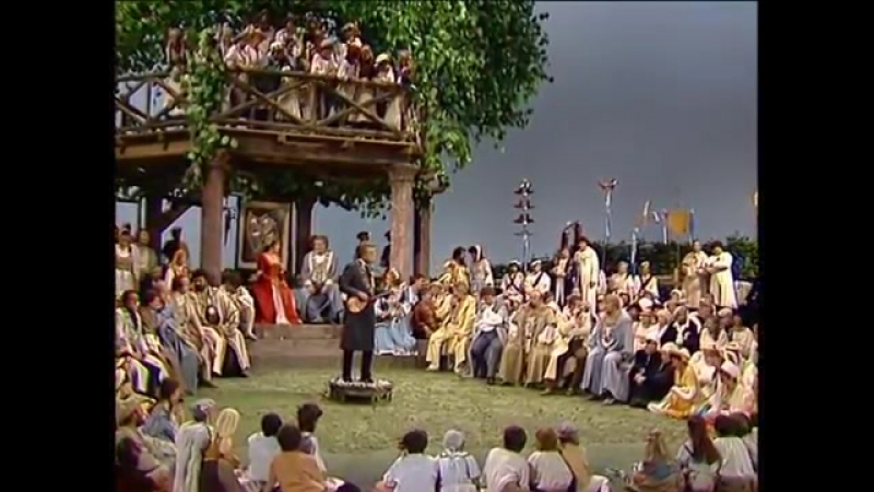 Richard Wagner. Die Meistersinger von Nürnberg. Akt.3 (Bayreuther Festspiele, 1984)