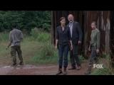 За кадром 6 серии «Ходячих мертвецов»  I FOX